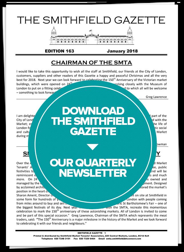 Latest Smithfield Gazette