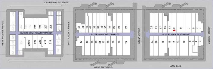 Reeve & Co  Ltd - Smithfield Market